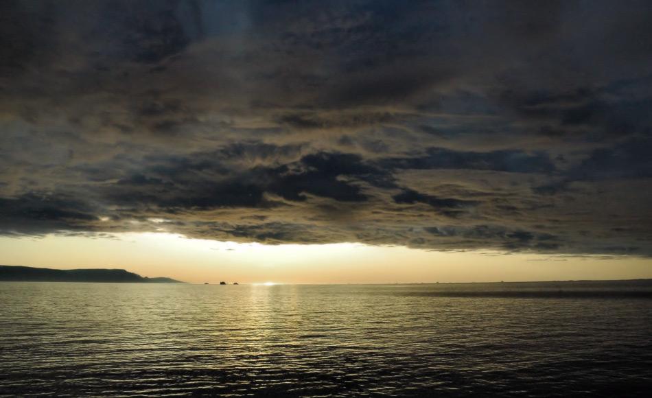 Wolken bestehen normalerweise aus Eiskristallen. In superkalten Wolken jedoch bleibt das Wasser im flüssigen Zustand und dadurch weisen die Wolken andere Eigenschaften und Verhalten auf. Bild: Michael Wenger