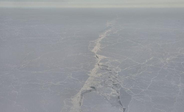 Das arktische Meereis hat seit Jahren jedes Jahr im Sommer an Ausdehnung und Volumen verloren. Doch
